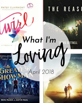 What I'm Loving April 2018