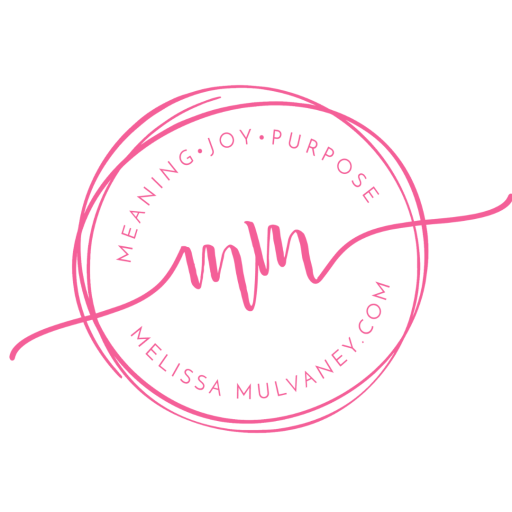Melissa Mulvaney circle logo